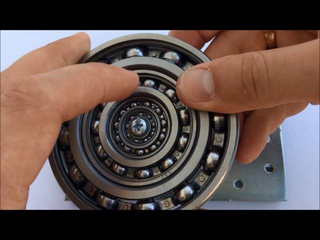 DIY One of the Fastest Fidget Spinner