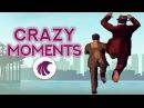 [CrazyMoments 9] Надо Прыгать - Смешные Моменты, Приколы в Играх, Веселые Фейлы