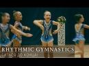 Девчонка молодец терпела до конца Художественная Гимнастика