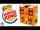 LEGO Burger King Cheetos Chicken Fries Machine