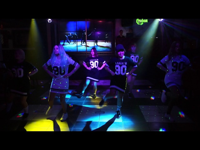 AOA - Luv Me (dance cover by CrazyBOOM) ☆ K-POP PARTY by A.G.L.S. art group 9x12