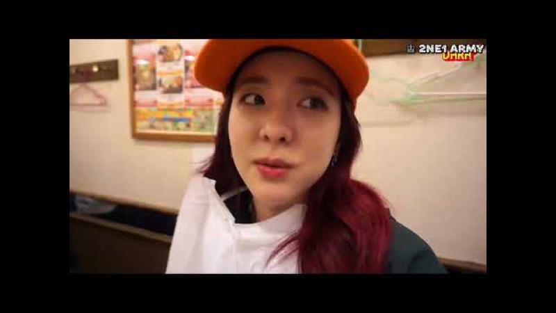 [RUSS SUB] 'Дара в Японии' 1/2 DARA TV — эп. 3