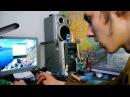 ТЕРМИНАТОР - НАЧАЛО. Самодельный робот из подручного материала. ГОДНЫЙКОНТЕНТЧЕЛЛЕНДЖ
