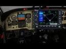 X Plane 11 LIBD Bari LIRN Naples Travel around the world King Air 90B Vatsim IVAO