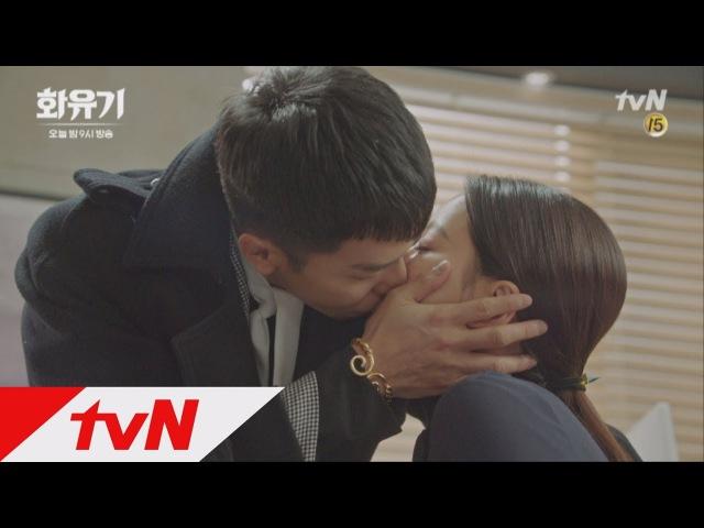 A Korean Odyssey [선공개] 무한 반복되는 이승기♥오연서의
