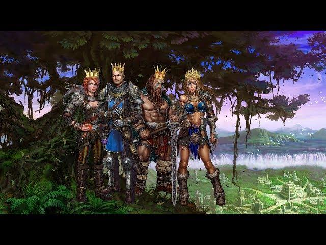 Техномагия. Короли и Королевы мира Элинор. Часть 1