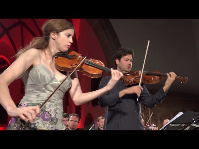 Mozart Sinfonia Concertante K 364 E flat major Frang Power