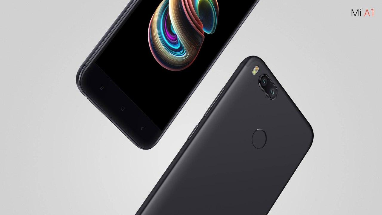 F7DqlqRYeJk Mi A1, первый Android One смартфон Xiaomi, уже официально в России!