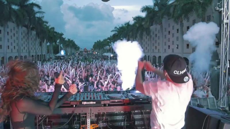 Bonnie X Clyde - FIU SummerFest 2017
