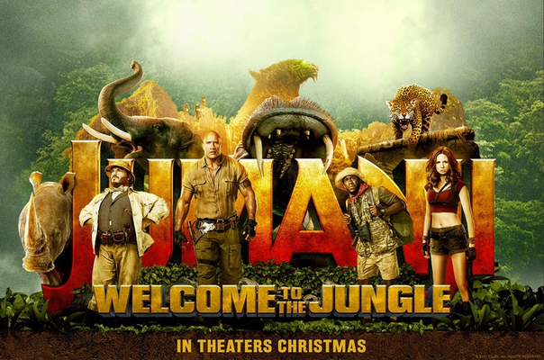 Cinemaholics #45: jumanji: welcome to the jungle review [hd] youtube.