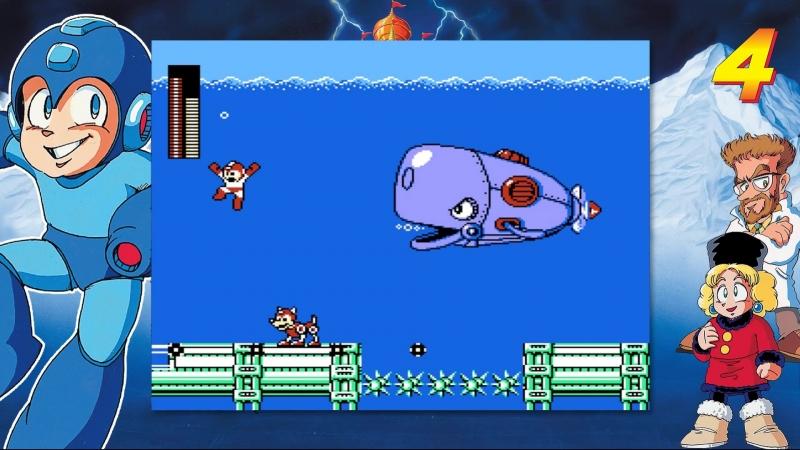NS - Mega Man Legacy Collection 1 2 Screenshot Portfolio