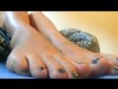 Beautiful Soft Soles POV — Close Up