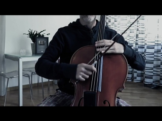 Сыграл на виолончели Green Day - Wake me up when September ends for cello and piano (COVER)