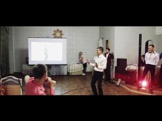 02.09.2017 - Альберт танцует под мистера бина