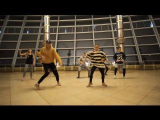 Chingy -Right Thur | Choreography by Anna Muravyova & Dasha Moskalik | Bizon Workshops