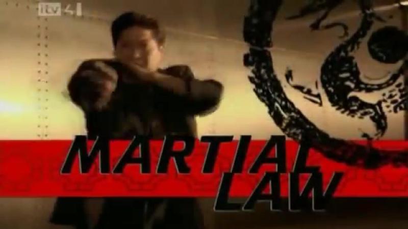 Martial Law - Midnight Rider