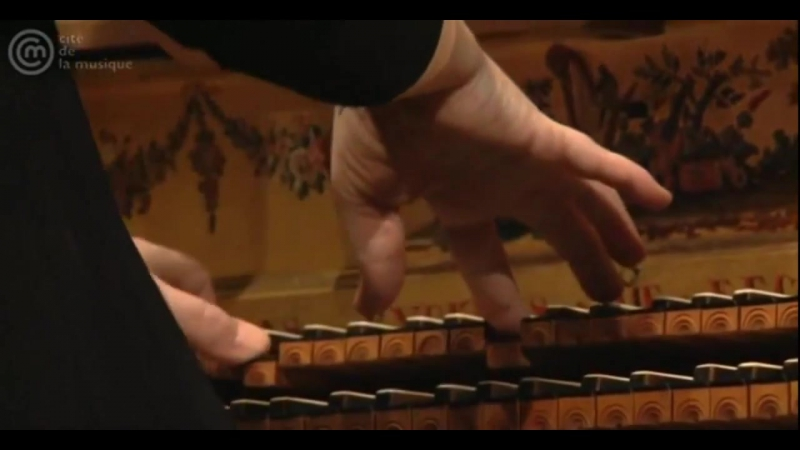 814 J. S. Bach - French Suite No 3 B minor - BWV 814 - Blandine Rannou
