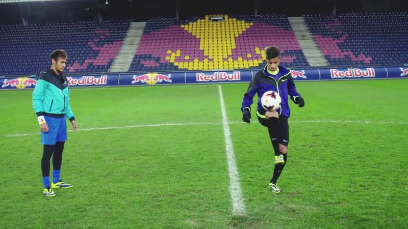 Mastour vs. Neymar - Freestyle баттл