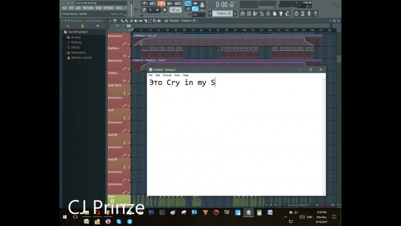 Cry in my Soul[CJ_Prinze]