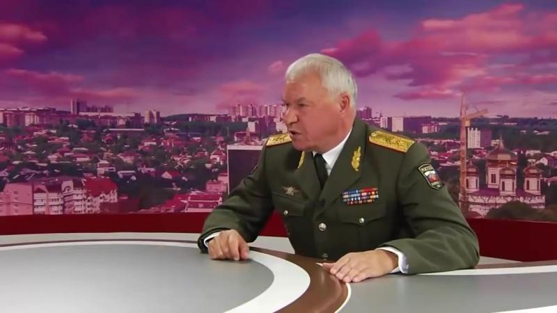 Генерал Соболев - Мы самая богатая страна с нищим населением
