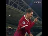 POTM in Liverpool – Roberto Firmino