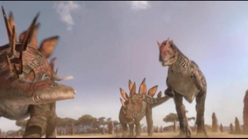 4. Planet Dinosaur - Fight for Life