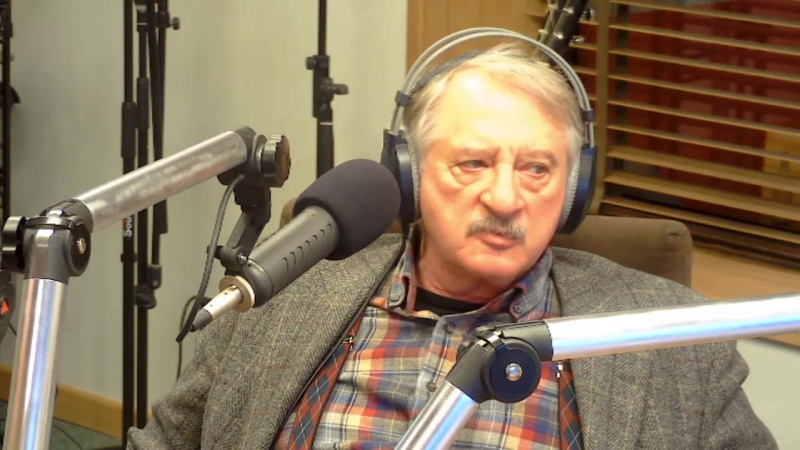 Геннадий Тростянецкий и Игорь Ключников в эфире радио Imagine