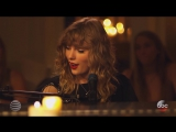 Taylor Swift - New Year's Day (Live at Rhode Island Secret Session 2017)