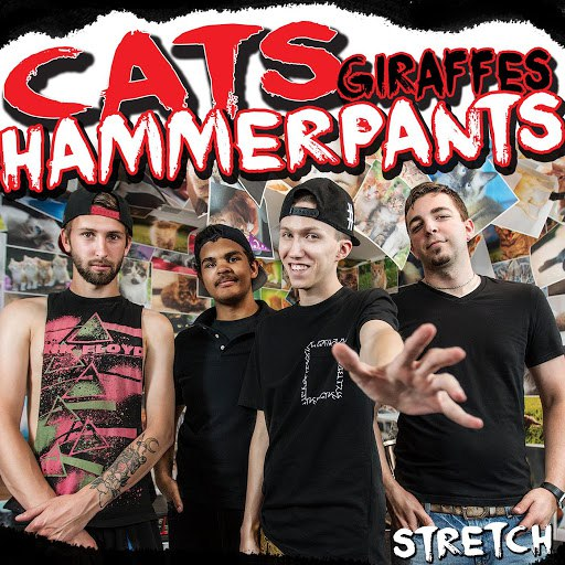 Stretch альбом Cats, Giraffes, and Hammer Pants