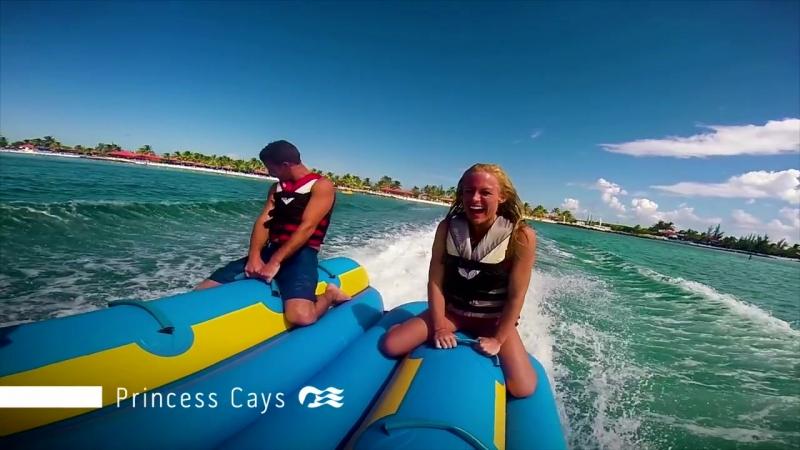 Круизы по Карибским островам вместе с Princess Cruises☀ Смотрите и вдохновляйтесь на круиз😉