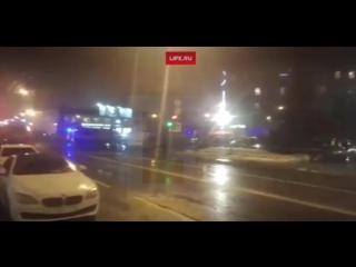 В Петербурге прогремел взрыв в магазине