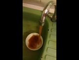 Когда дали горячую воду, но ты живёшь в Саратове