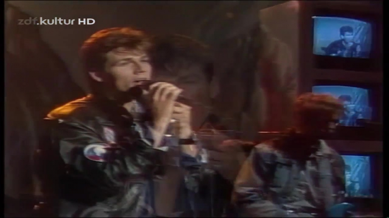 A-Ha - The Blood That Moves The Body (Live 1988 HD)