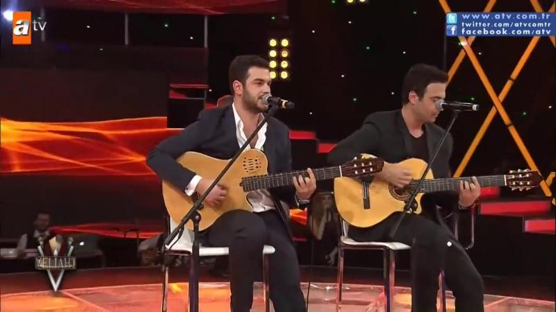 Kutsi Murat Poyraz - Bambaşka (шоу Veliaht)