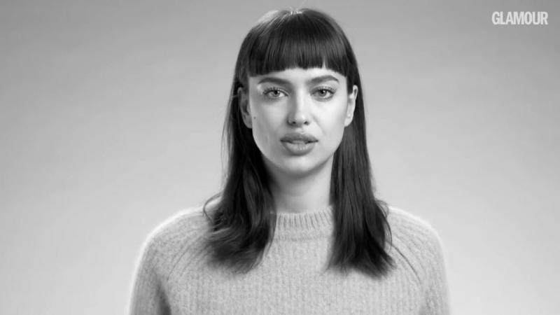 Ирина Шейк о начале своей модельной карьеры