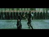 Neo Vs. Agent Smith (