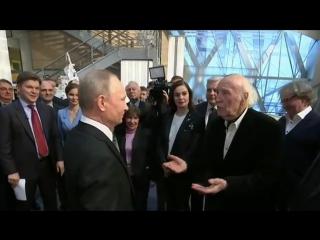 93-летний журналист вызвал Владимира Путина на поединок по самбо