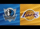 RS / 23.02.2018 / DAL Mavericks @ LA Lakers