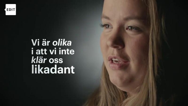 SVT Edit - Ina som spelar Chris i Skam berättar om sitt...
