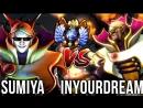 HOlyhexOr Invoker GOD Battle Sumiya vs TOP-1 SEA inYourdreaM - Dota 2