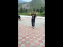[v- танцует арабский танец Очень классно.mp4