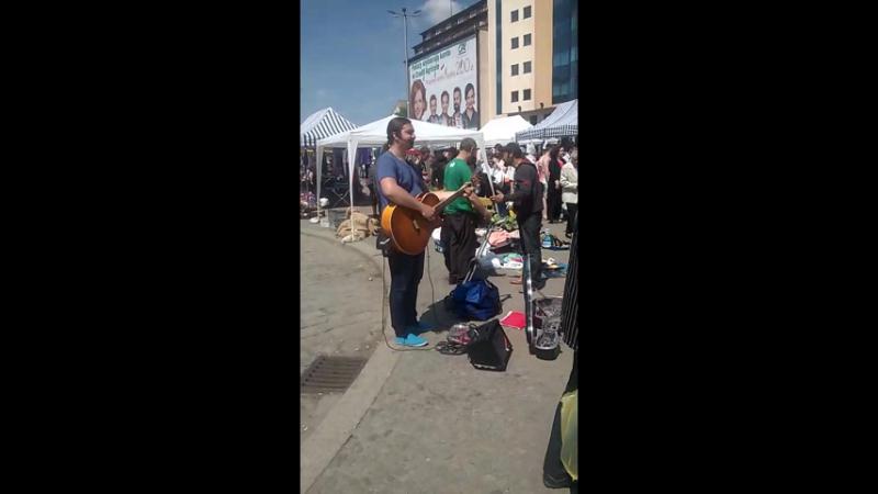 Укр співак у Вроцлаві