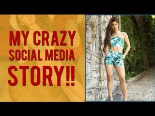 How To Get Famous On Social Media | Amanda Cerny