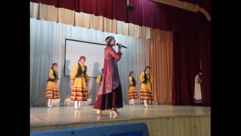 Концерт для участников Всероссийских соревнований юниоров на кубок Молодежь России: созидая будущее2