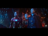 «Мстителей: Война бесконечности» - Новый ТВ-ролик (ENG)