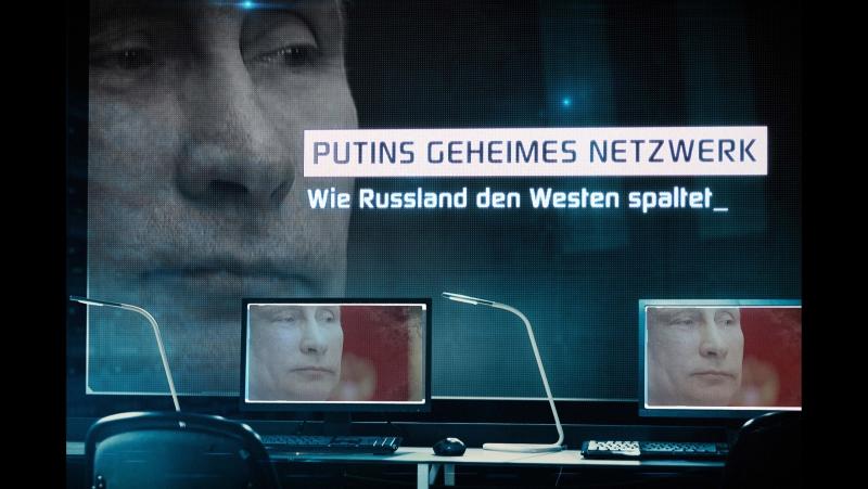 ZDF-Frontal21: Putins geheimes Netzwerk. Wie Russland den Westen spaltet.