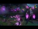 Обзор чемпиона: Кай'Са | League of Legends