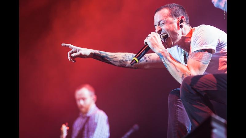 Linkin Park - СКК Петербургский 14.06.2012