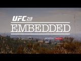 UFC 218 Embedded  Vlog Series - Episode 3