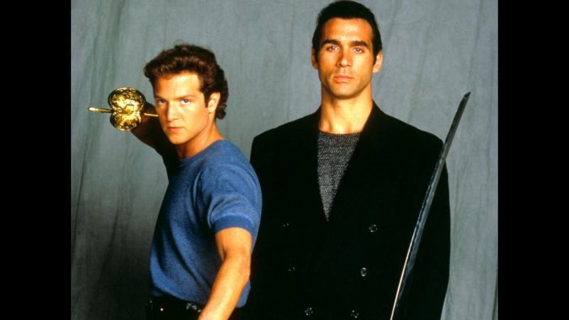 Горец / Highlander. 1992-1993. Сезон 1, серии 1-6. Перевод Селена Интернешнл по заказу ОРТ